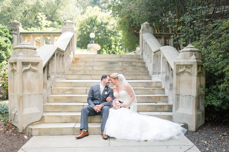 Wedding at Lehigh University photographed by Adrienne Matz