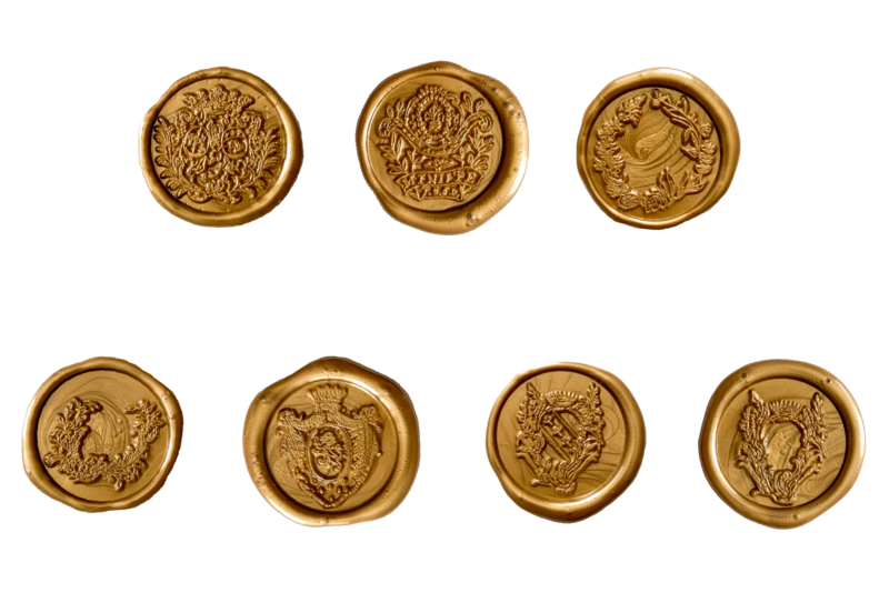 Artboard 12Wax Seals