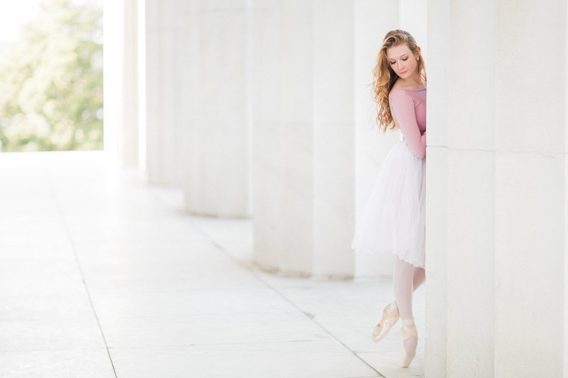 16 Abby Grace Photography Washington DC Ballerina Photographer