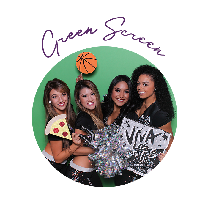 Green Screen Photo Booth in San Antonio