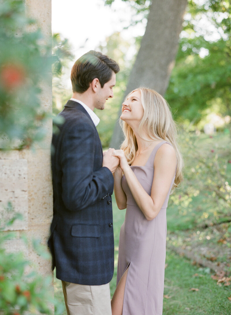 10-13-2020 Justin and Sydney Engagement Photos at Philbrook Museum Tulsa Wedding Photography-62