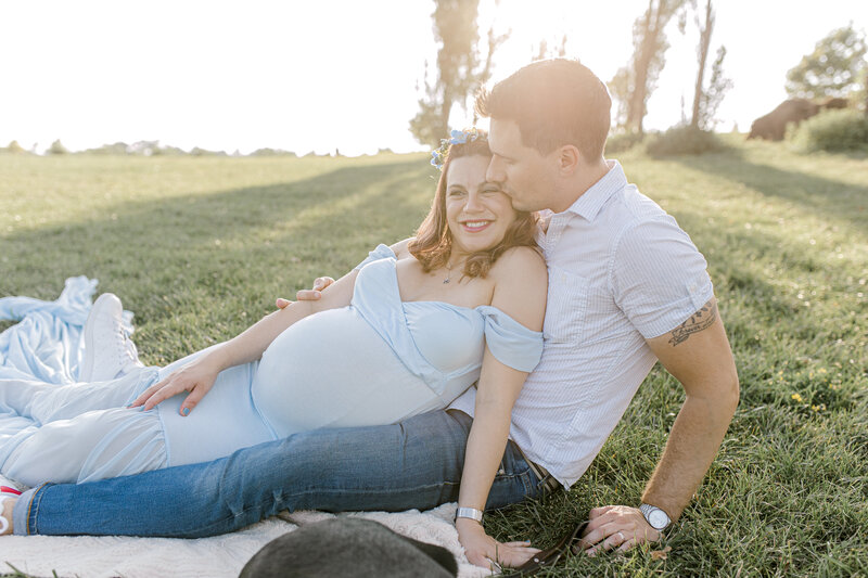 Vilma & Daniel | Maternity Session 40