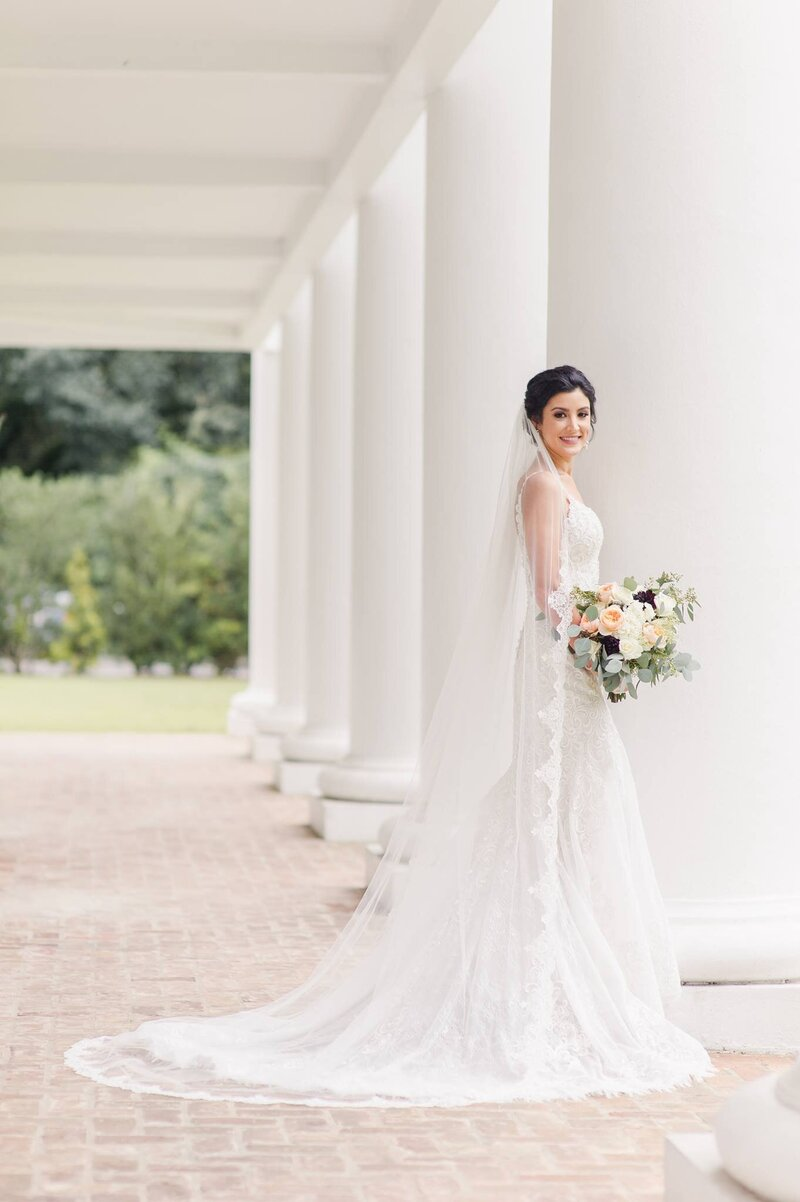 Louisiana Bridal Portraits