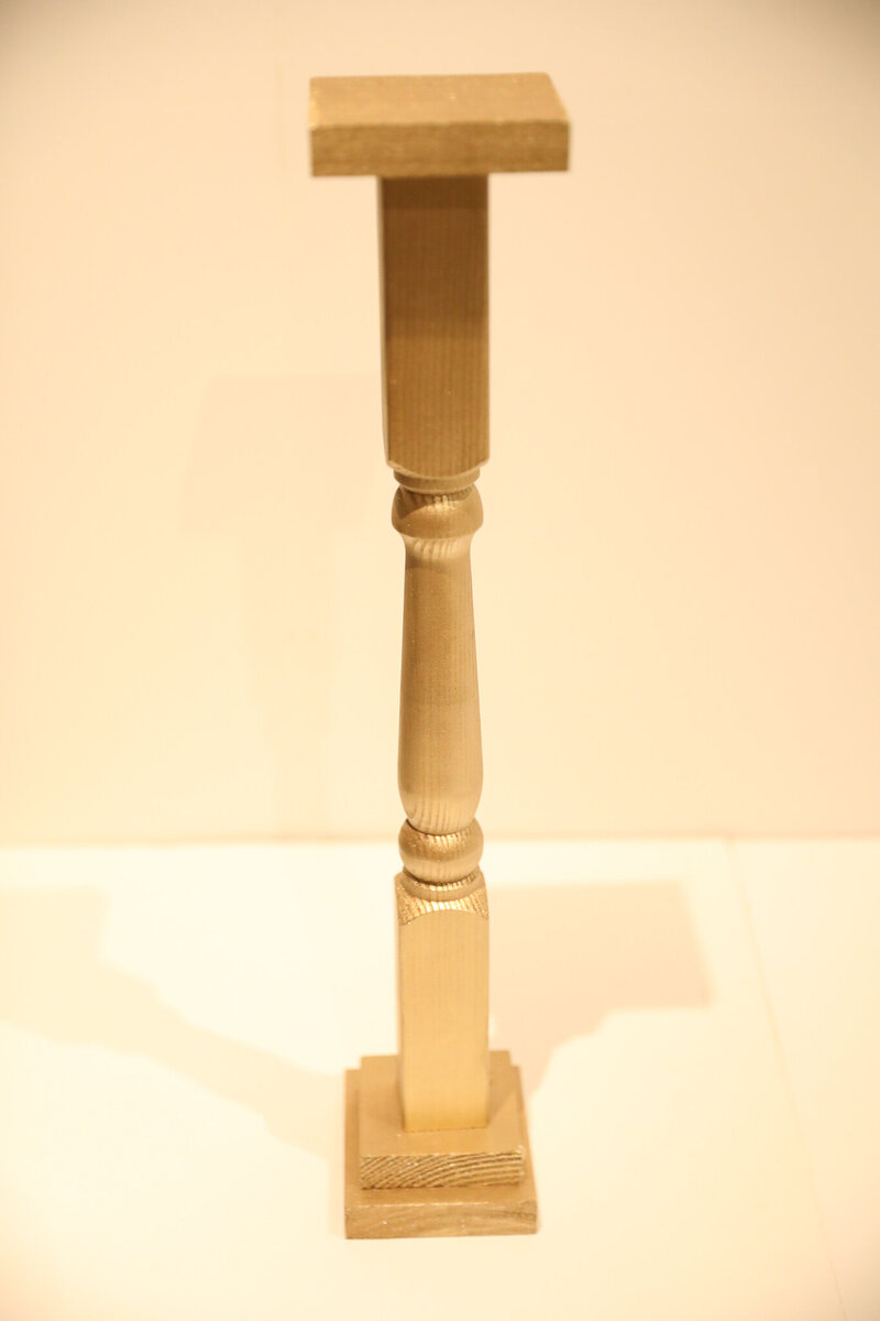 Wooden Candle Stick (1)