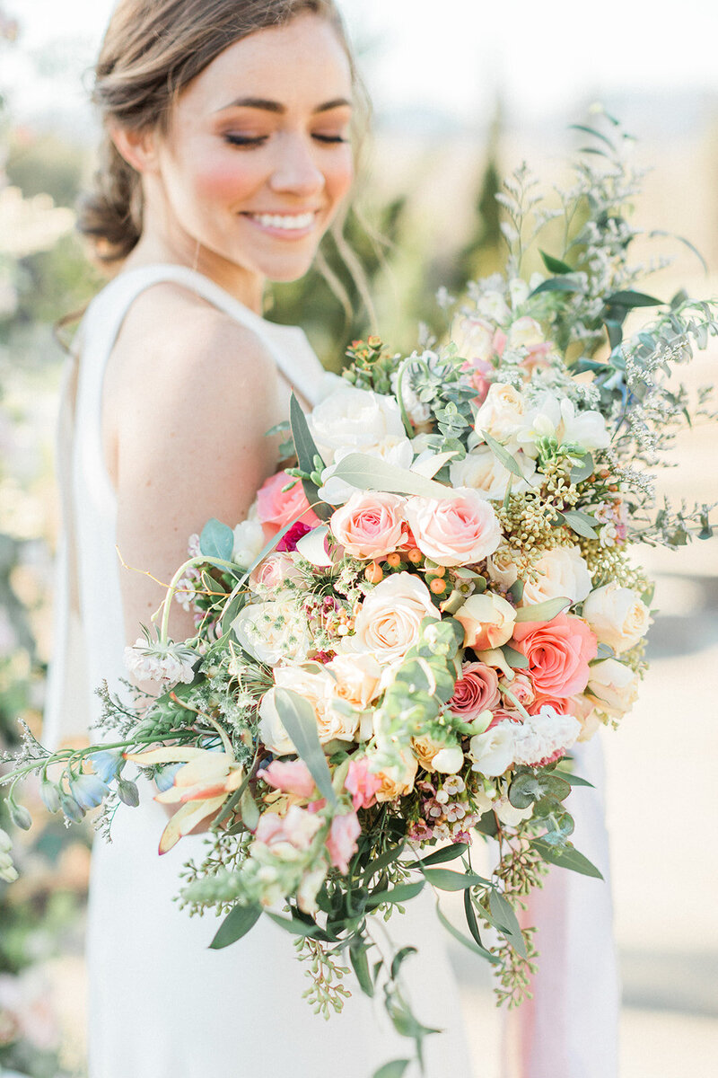 Hotel Domestique Romantic Styled Shoot-734