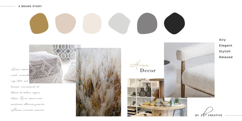 Interior-Design-Brand-Story-Board