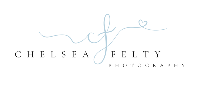 chelsea felty photography logo