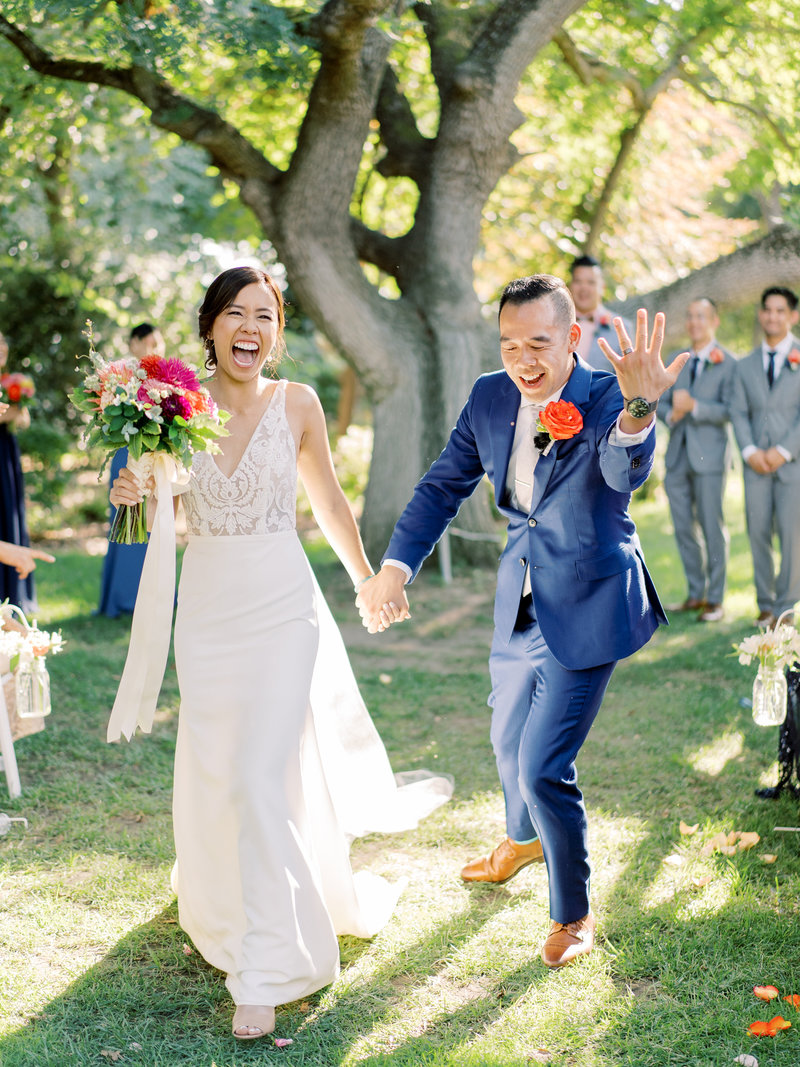 Thuong + Patrick The Maples Wedding Sneak Peeks | Cassie Valente Photography
