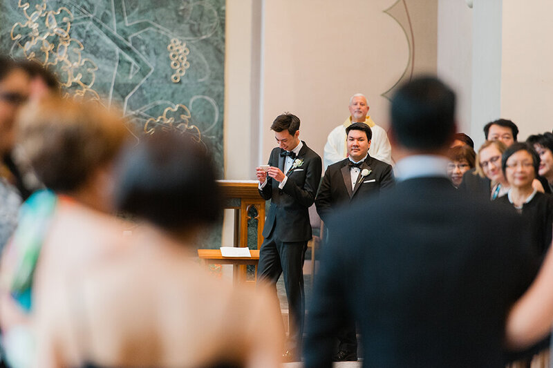 Chicago Wedding Ceremony