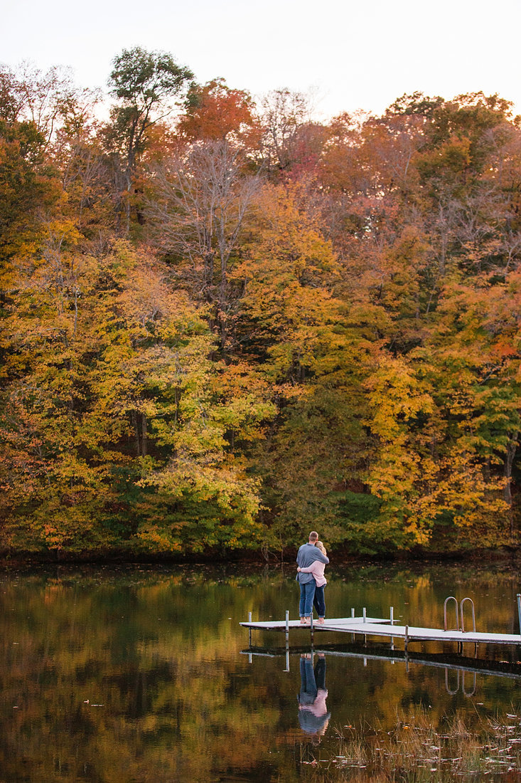 Engagement-Session-Fall-Mt-Saint-Francis-Indiana-Photo-by-Uniquely-His-Photography151