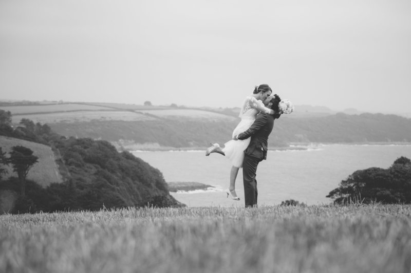 Cornwall wedding photographer - Andrew George-8