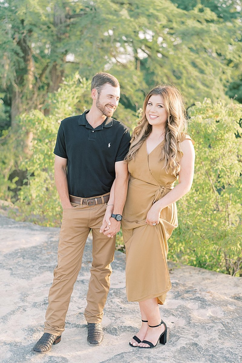 Bull Creek Engagement Session Holly Marie 15