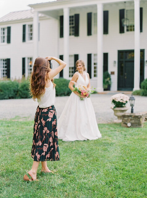 Kristen Camielle Photography is a Charlottesville Virginia  Wedding & Destination Photographer