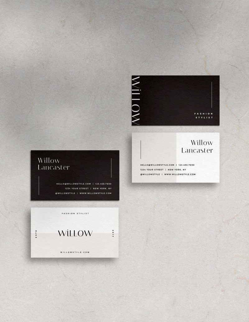 Willow-BusinessCardDesign-Template-01