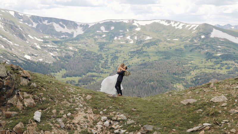 Rocky Mountain National Park Wedding | Elopement Video