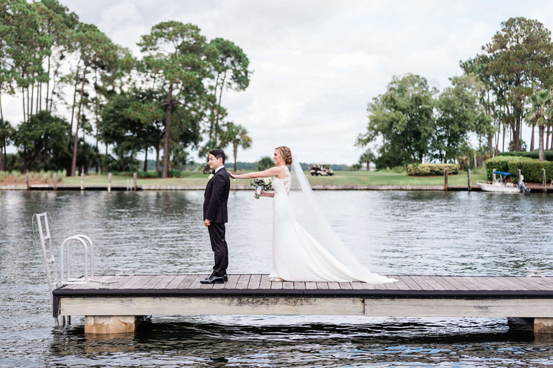 Theresa and Chris - Hilton Head Wedding at Wexford Plantation