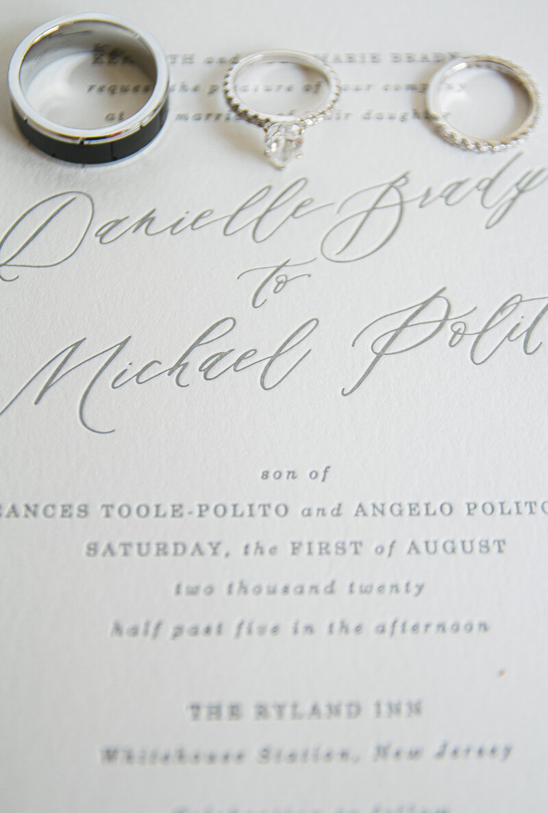 Danielle & Michael Wedding Details 8.1.2020 42
