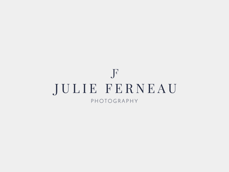 julie-ferneau-photography-branding-main-logo