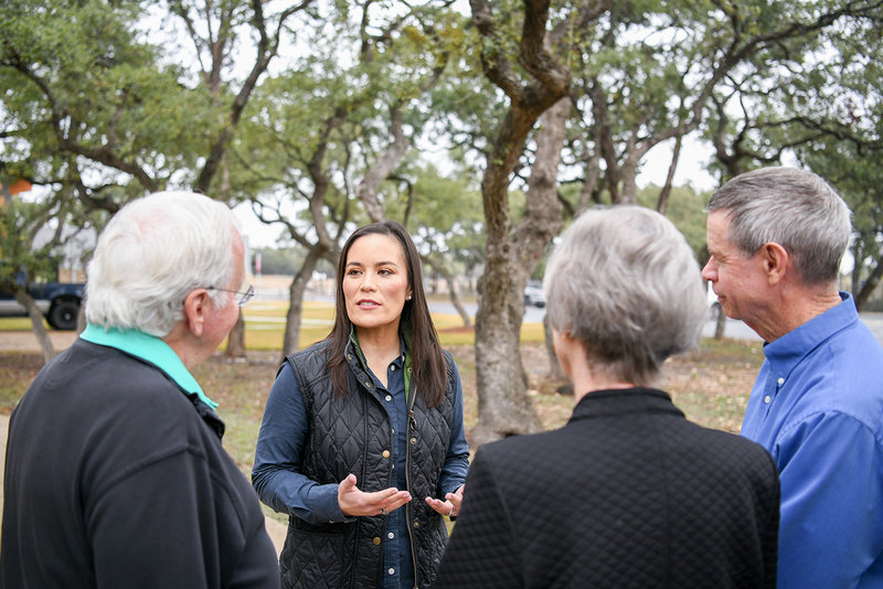 Gina Ortiz Jones Texas congressional candidate
