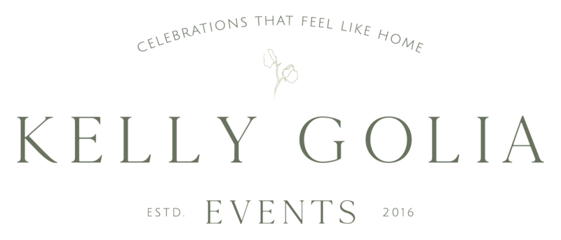 Kelly Golia Events logo