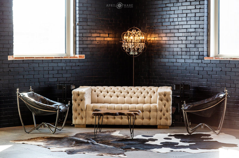 Shyft at Mile High Glamorous Chic Industrial Warehouse Wedding venue in Denver