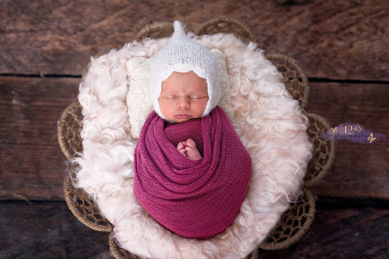 Mason newborn photographer