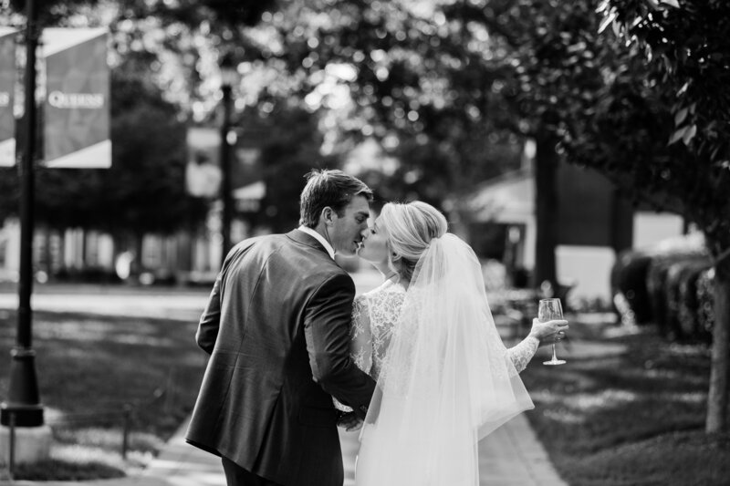 Belk Chapel Wedding Photos