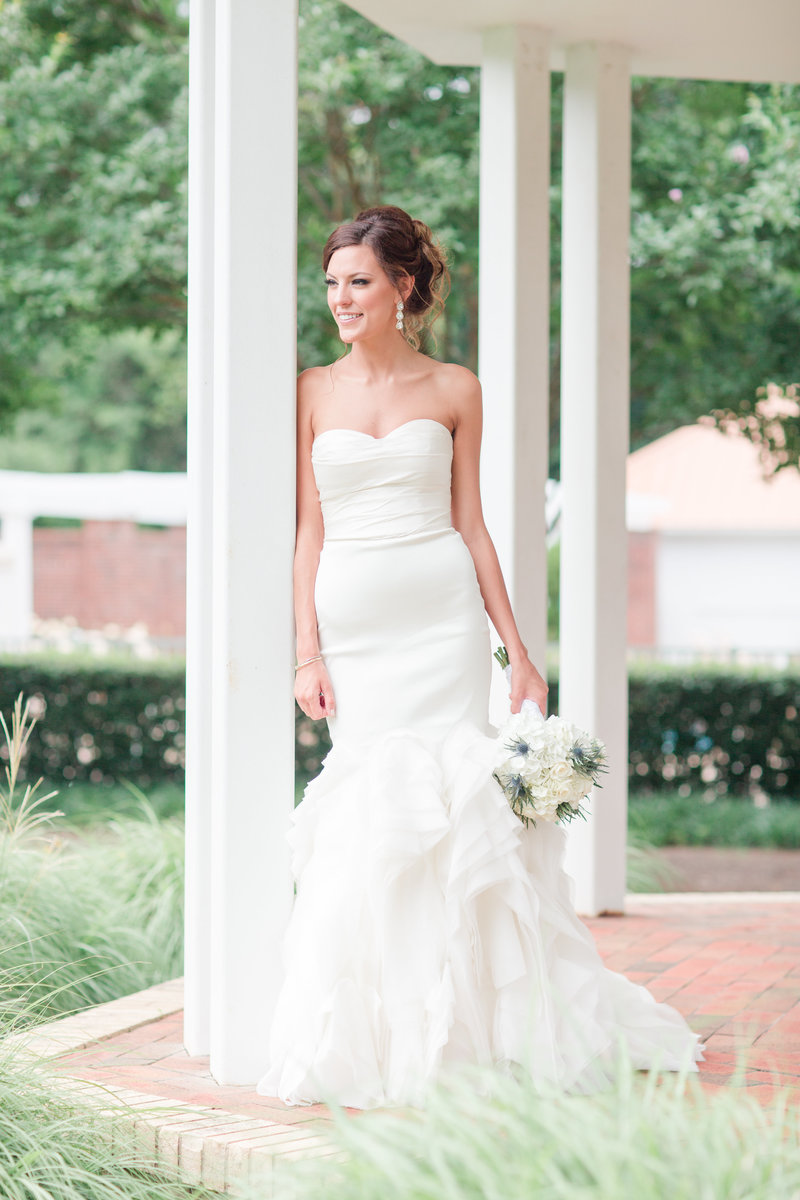 Elegant Military Wedding at the Carolina Inn Pinehurst Resort in Pinehurst NC
