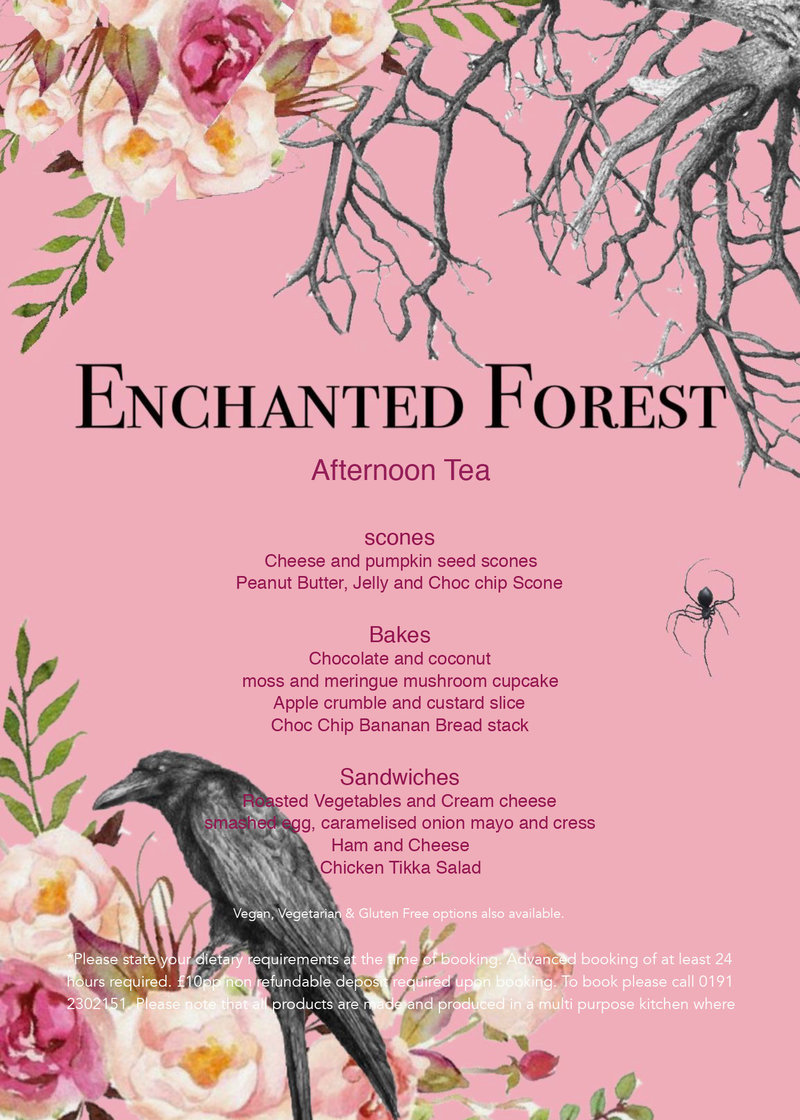 Enchanted Forest AT Menu-1
