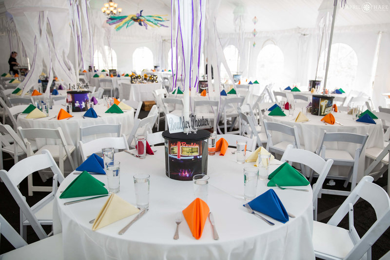Colorful-Wedding-Reception-Tent-Reception-at-Chautauqua-Dining-Hall-in-Boulder