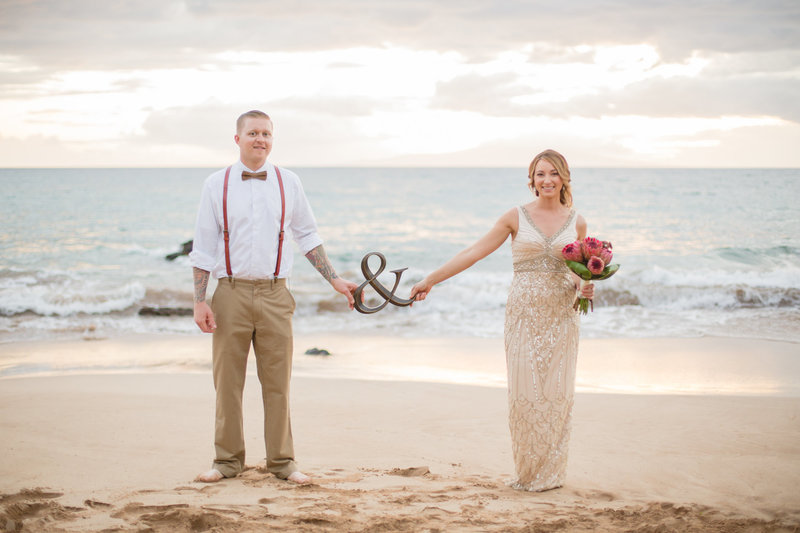Find maui beach wedding packages perfect for your hawaii wedding maui beach wedding package 2 junglespirit Choice Image