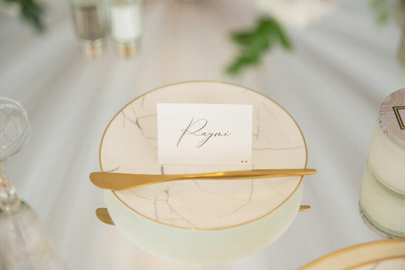 pirouettepaper.com | Wedding Stationery, Signage and Invitations | Pirouette Paper Company | Place Cards 34