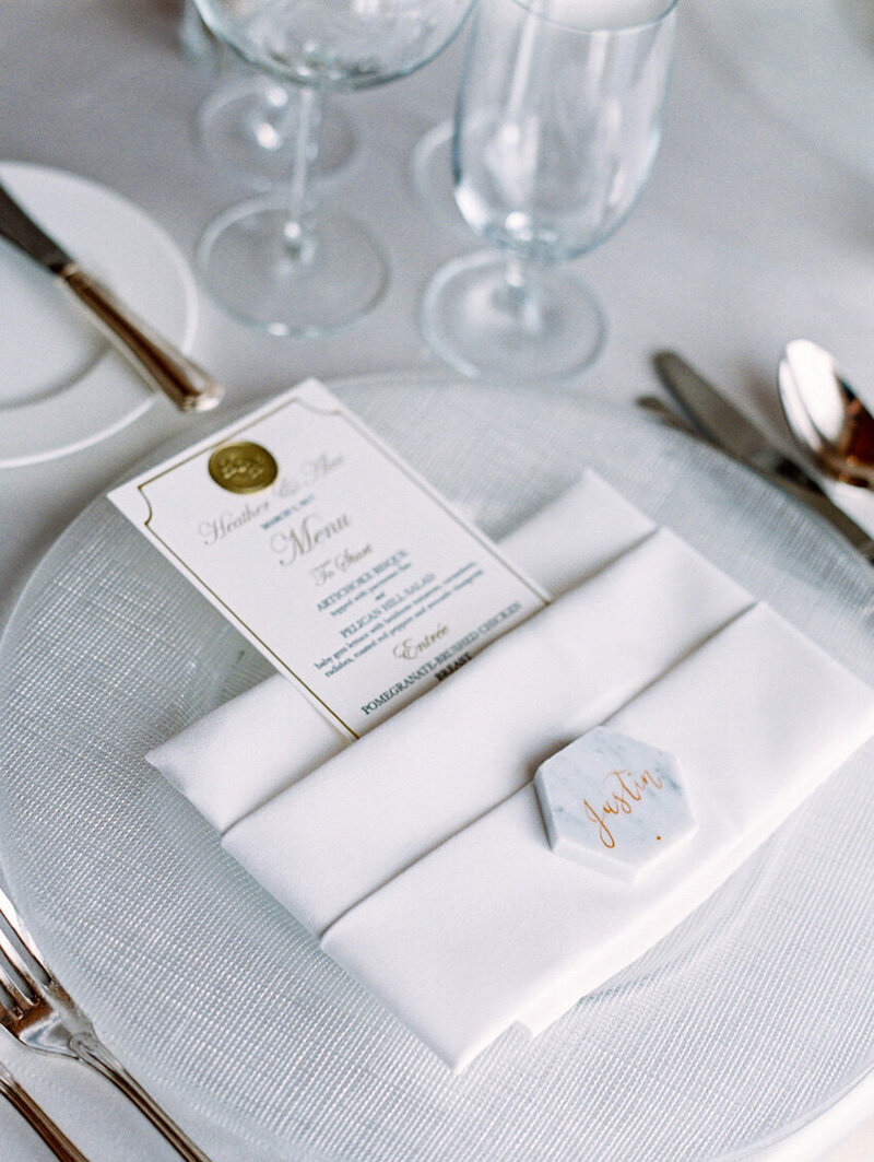 pirouettepaper.com | Wedding Stationery, Signage and Invitations | Pirouette Paper Company | Place Cards 53