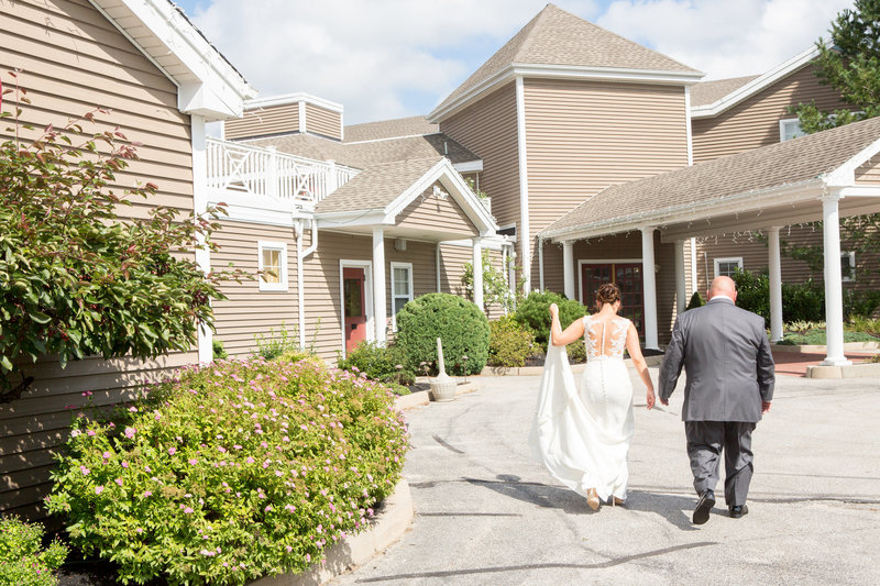 Reception Photo from New England Somerset Wedding Photographer