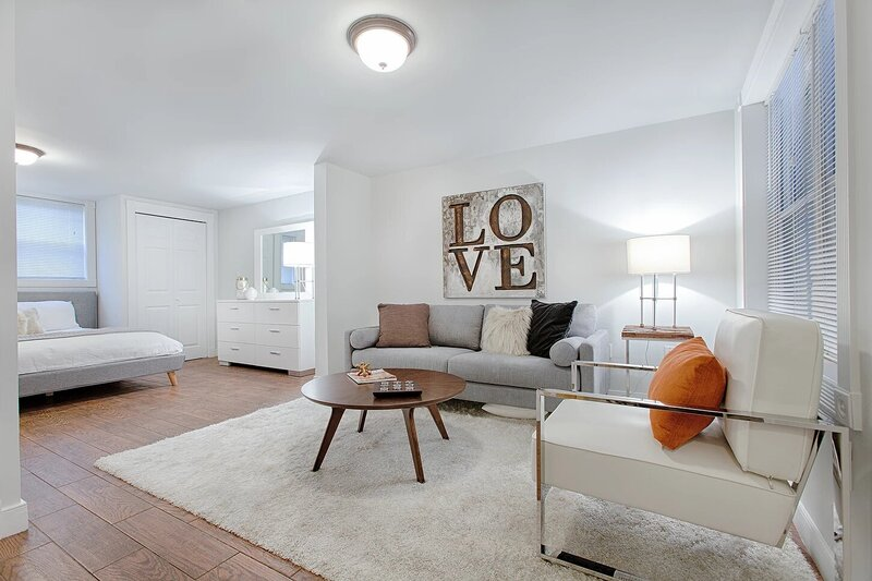 298 5th st jersey city home staging by Simplicity Design Services