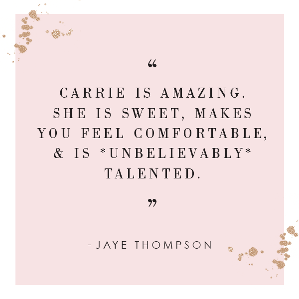 Jaye Thompson quote