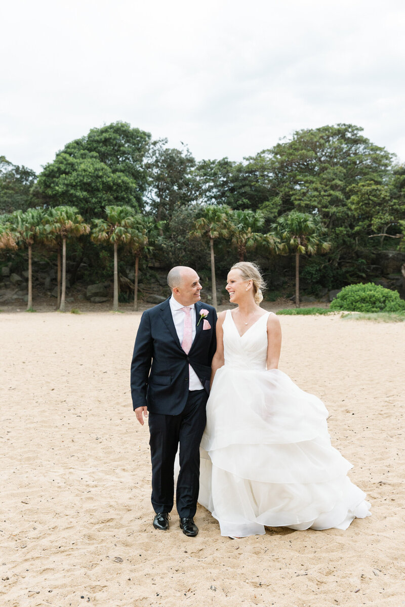 The Boathouse Shelly Beach, Manly Fine Art Film Elopement Wedding Photographer Sheri McMahon --00078