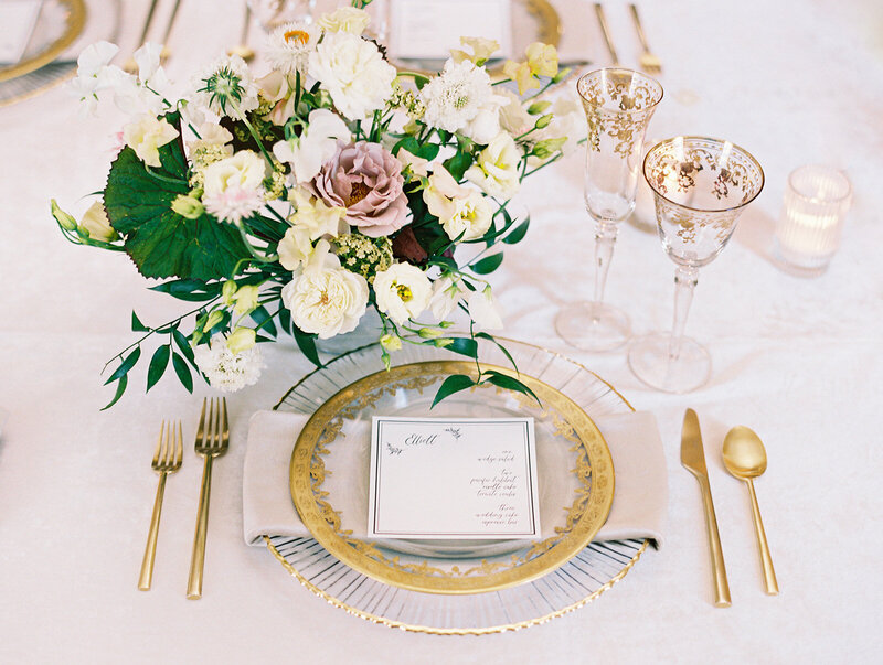 The Mason Wedding Inspiration by Alexa Kay Events