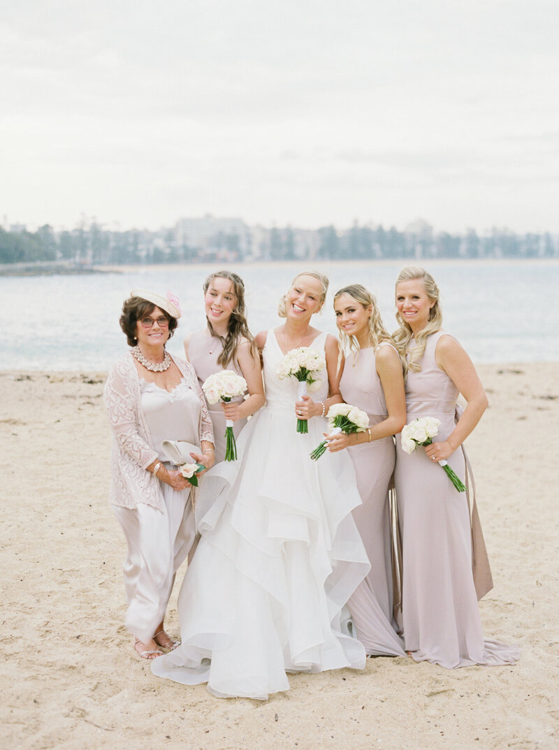 The Boathouse Shelly Beach, Manly Fine Art Film Elopement Wedding Photographer Sheri McMahon --00049