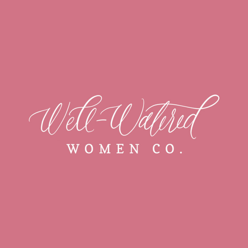 Well-Watered-Women-Facebook-Logo-Pink