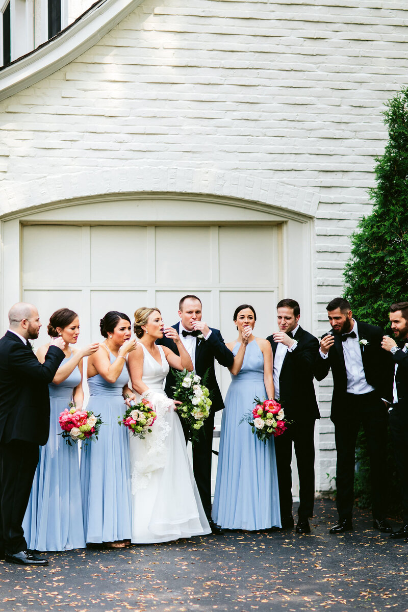 bridal-party-toast