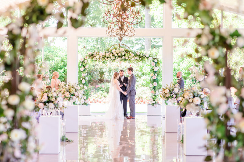 A bright and beautiful wedding at the Tate House by Jennifer Marie Studios Atlanta wedding photographer