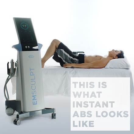 Emsculpt Body Sculpting