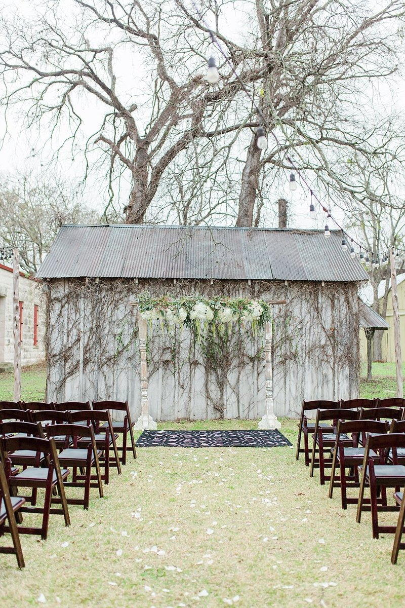 The Ingenhuette on High in Comfort Texas Wedding Venue photos by Allison Jeffers Photography_0057