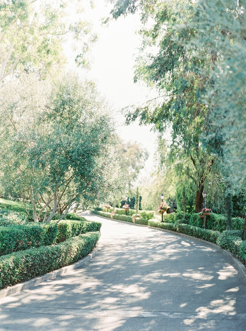 San Diego California Film Wedding Photographer - Rancho Bernardo Inn Wedding by Lauren Fair_0009