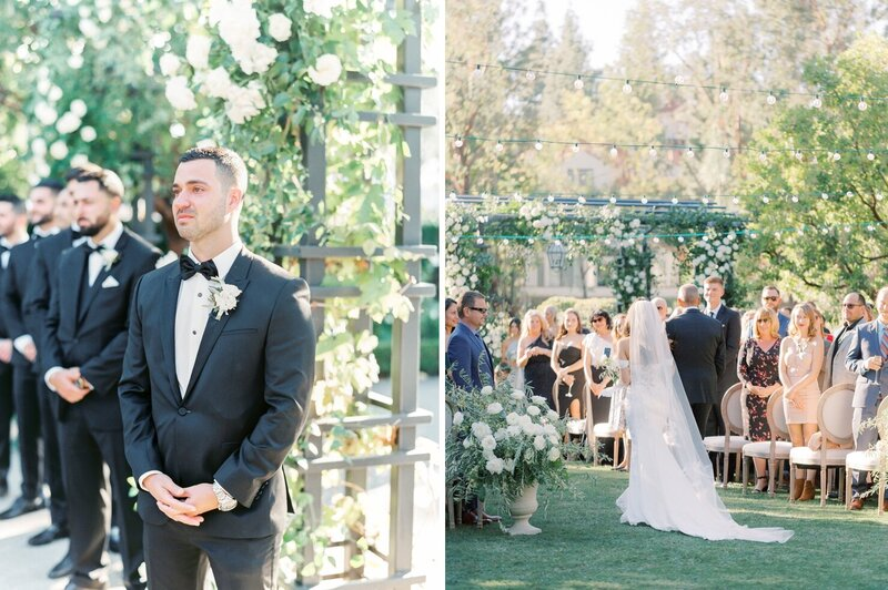 San Diego California Film Wedding Photographer - Rancho Bernardo Inn Wedding by Lauren Fair_0058