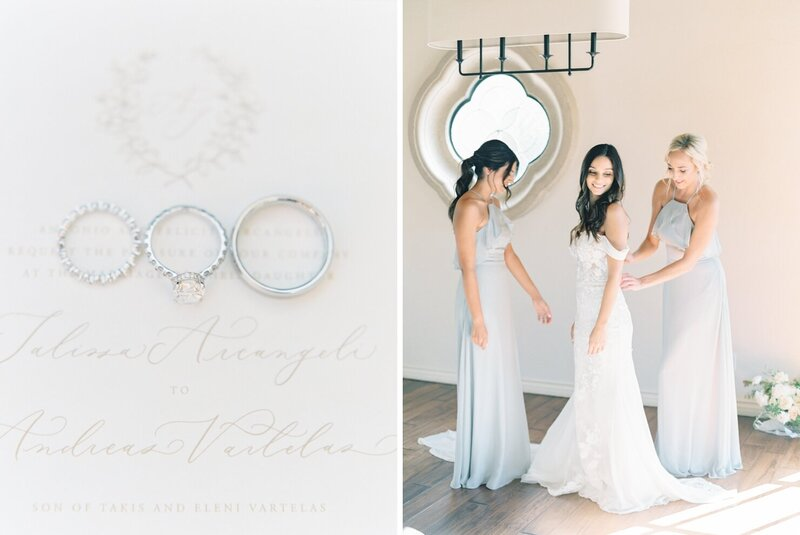 San Diego California Film Wedding Photographer - Rancho Bernardo Inn Wedding by Lauren Fair_0023