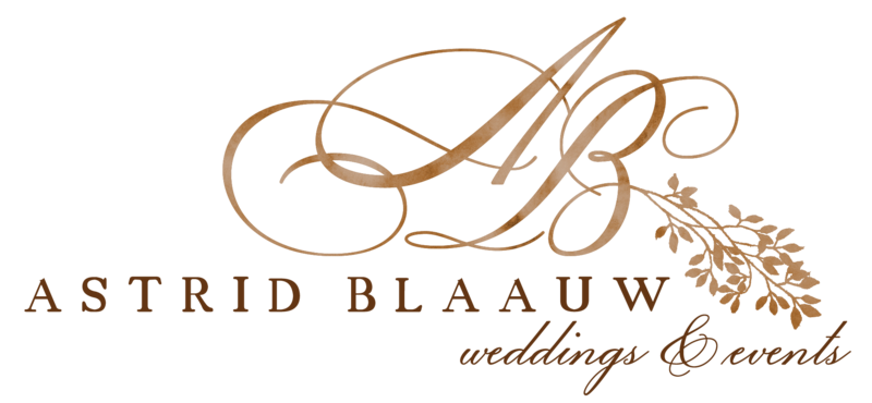 Astrid Blaauw weddingplanner