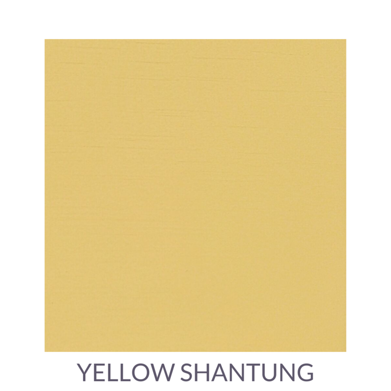 yellow-shantung