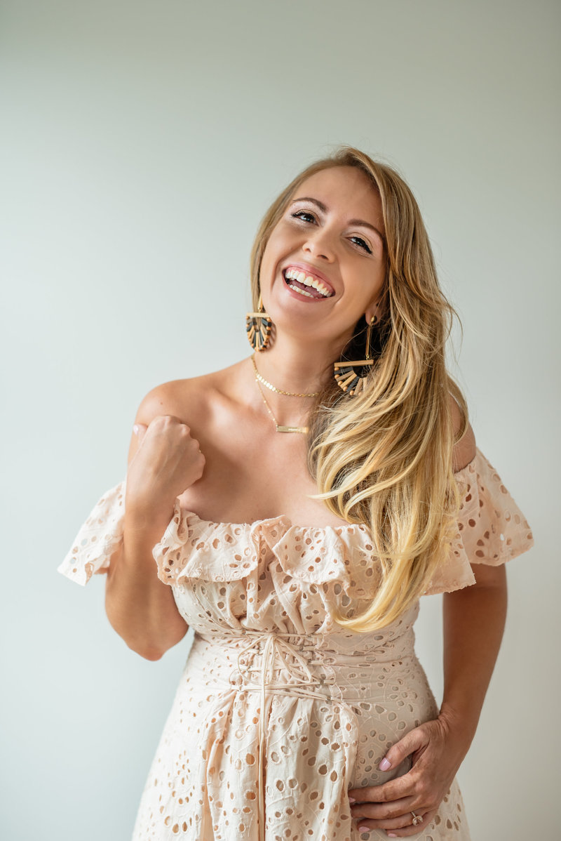 Candice Coppola is a wedding industry business owner, mentor, coach and published author